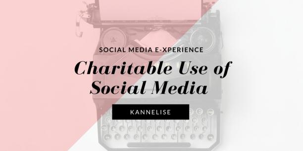 social media e-xperience